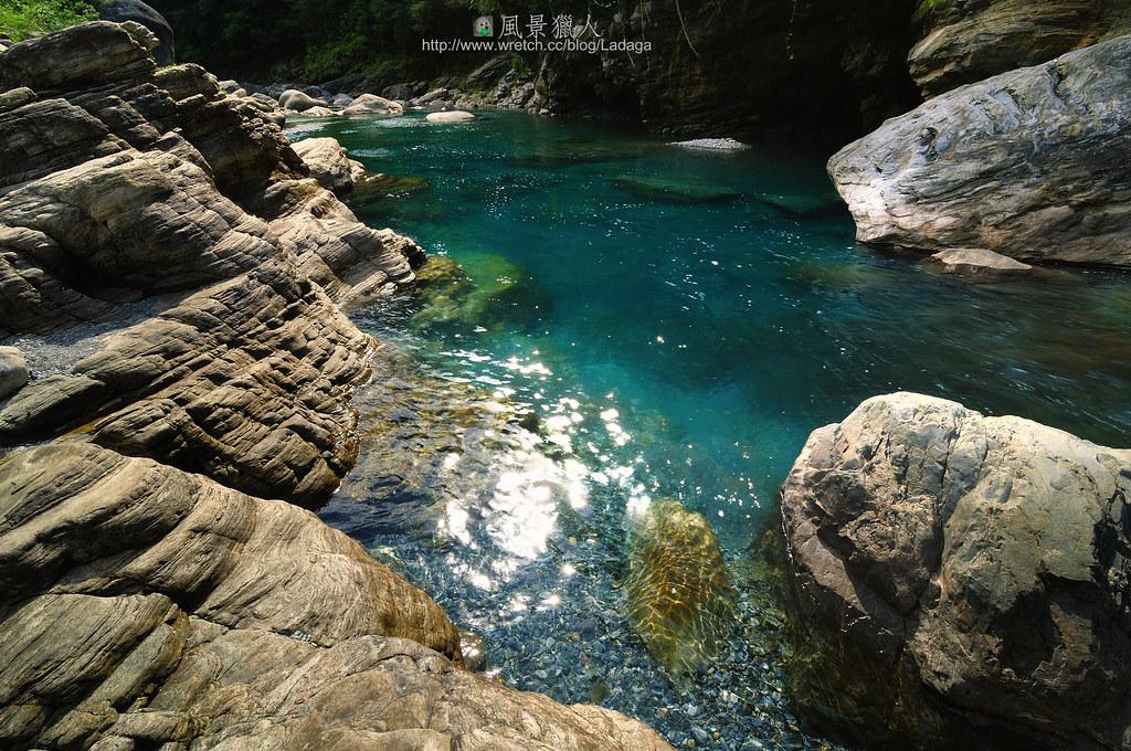 藍色砂卡噹溪