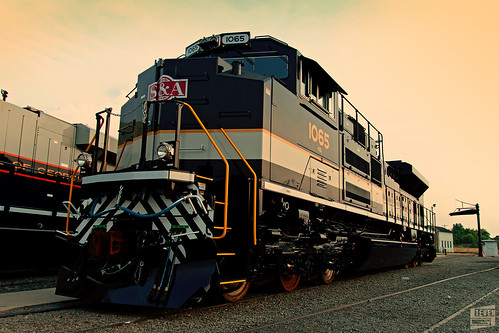 railroad atlanta sunset heritage golden ns trains savannah railfan