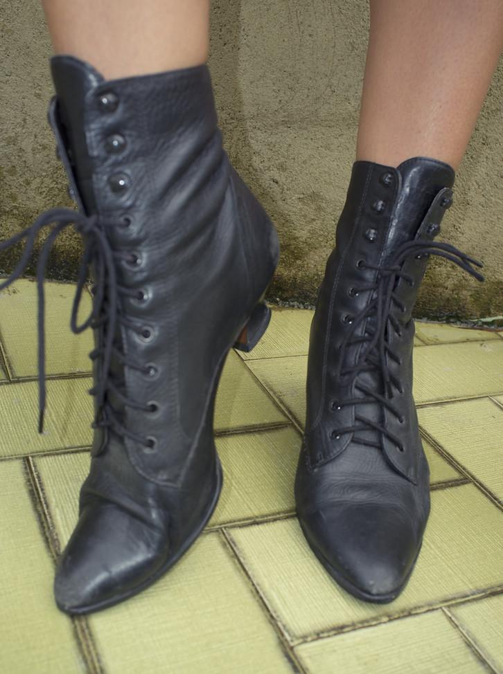 Punk boots!