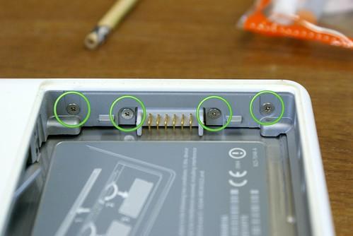 MacBookのお掃除