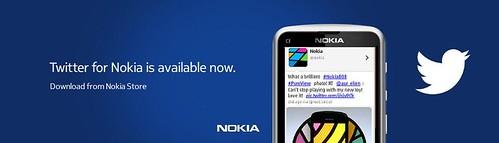 Nokia S40 Twitter