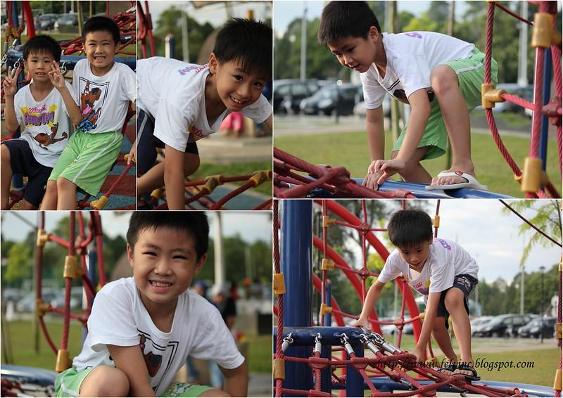 L playground