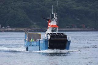 Eilean Dhiura Feolin Ferry 2