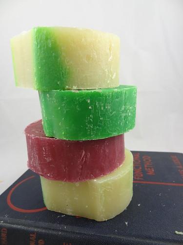 Applejack Soap July 2012