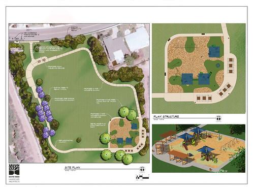 Lake Murray Playground Project