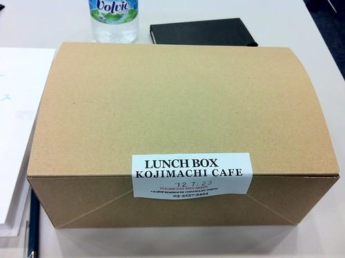 Kojimachi Cafe Lunch Box