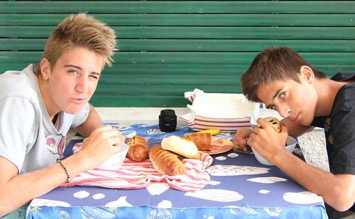 colazione da principi! :-)