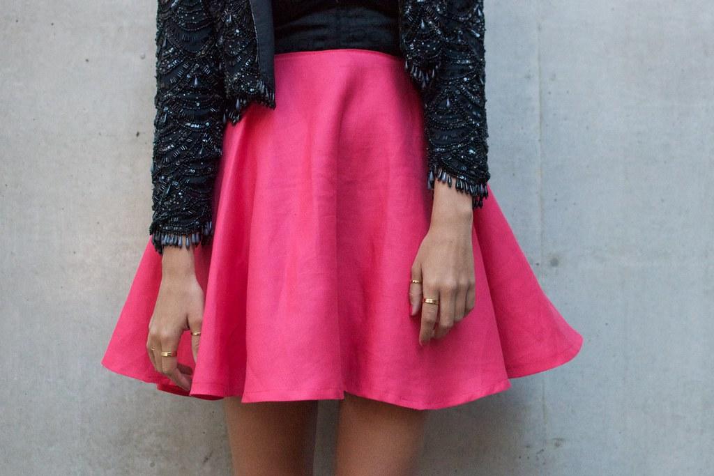 diy circle skirt 13