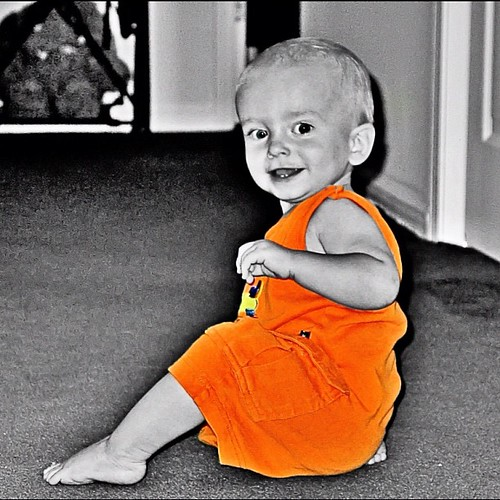 ~Our LiL Man~#colorstrokes#colorstrokesrocks#webstagram#TIMEwireless#timemagazine#entry#photooftheday#picoftheday#photooftheday24jul2012#orange#bright#colors#instacanv#instagram#instacanv.as/barbee42#statigram