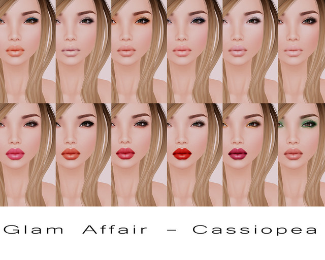 -Glam Affair- Cassiopea