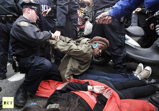 Lawsuit Calls Out NYPD For Violent Suppression of Occupy Wall Street