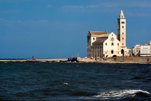 Italia – La Catedral del Mar Trani