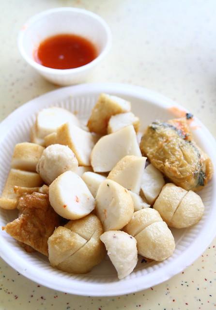 Tiong Bahru Market: Tiong Bahru Fishballs