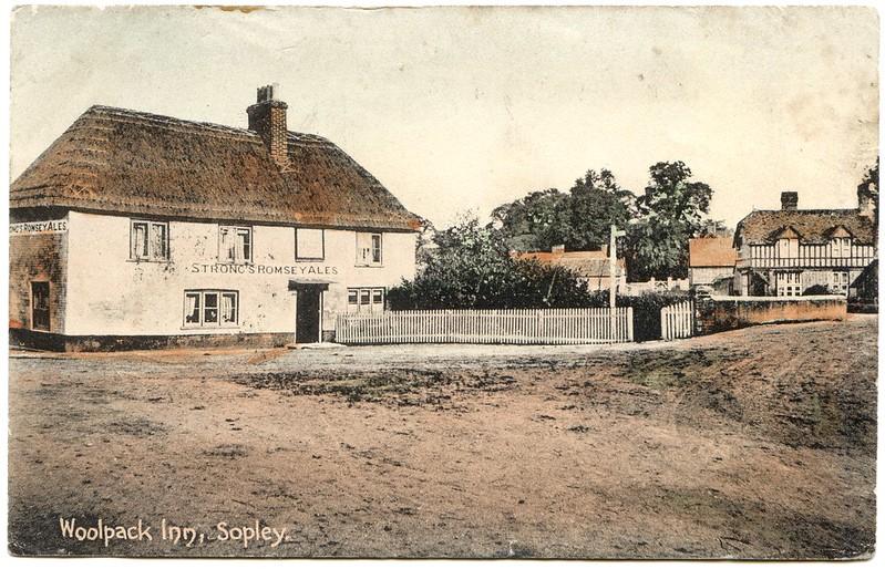 Woolpack Inn, Sopley, Hampshire