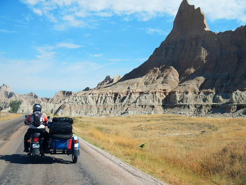 Uraling through the Badlands