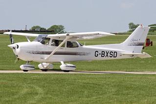 G-BXSD