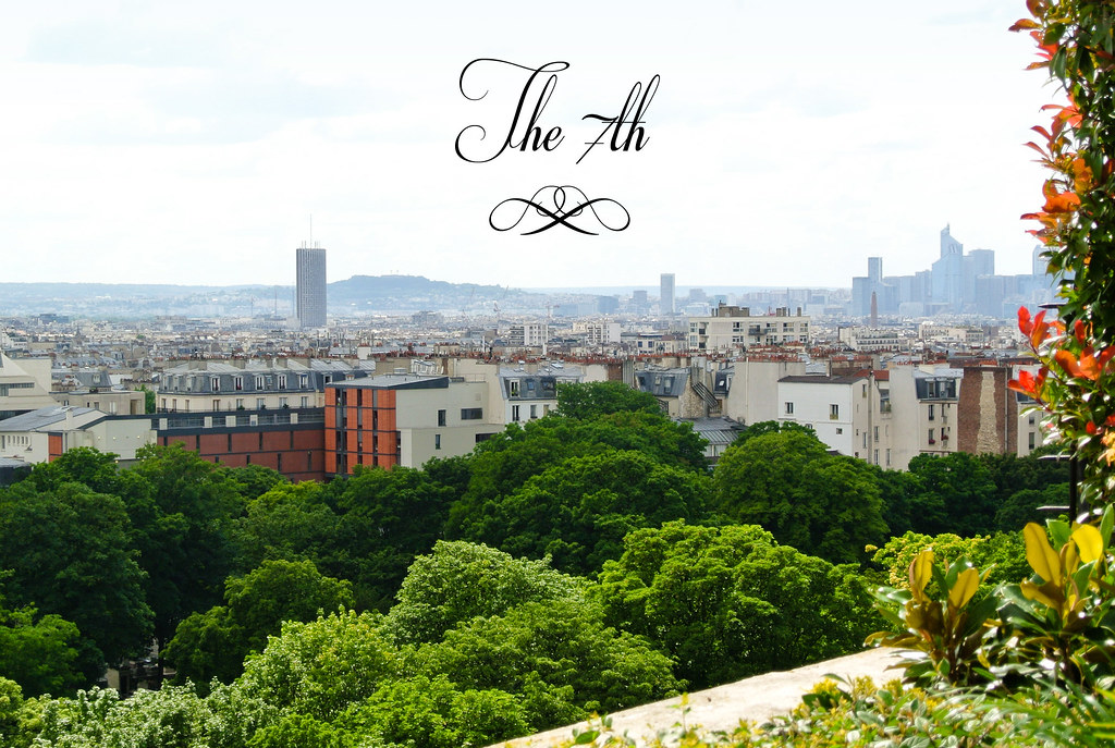 La terrasse du 7th