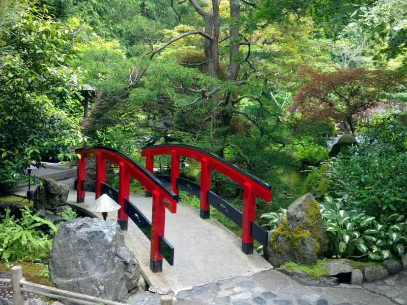 Jardines Butchart - Jardín japonés