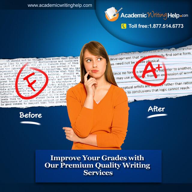 Academic writing help
