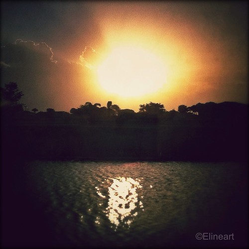 31:365 Sunset by elineart