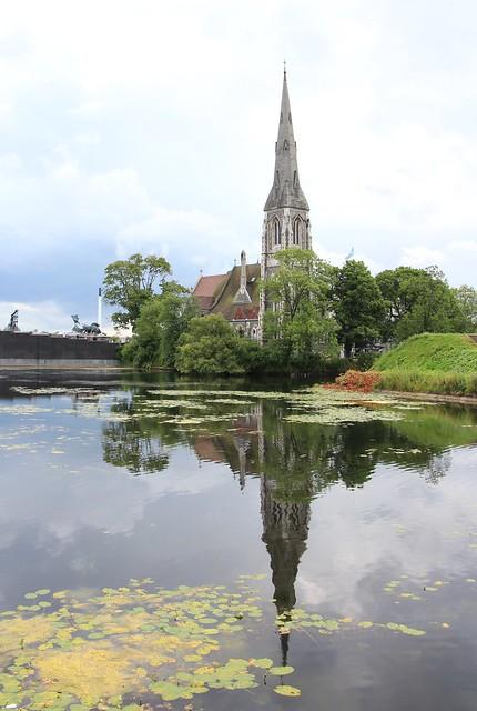 St. Albans Anglican Church, Copenhagen