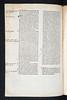 Marginal annotations in Gentilis Fulginas: Consilium contra pestilentiam