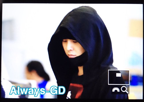 Big Bang - Los Angeles Airport - 06oct2015 - Always GD - 01