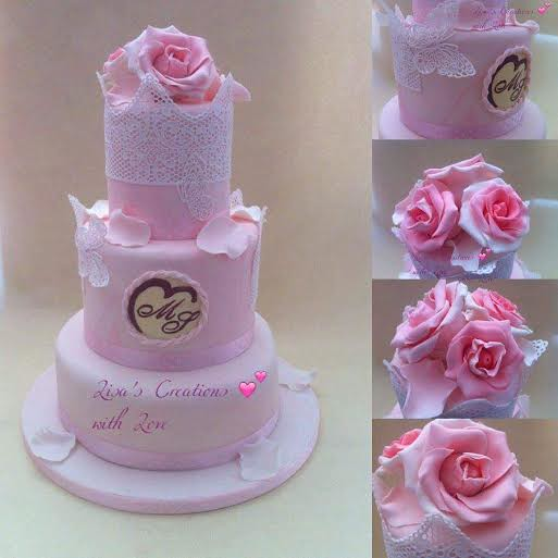 Six Years and Love Cake by Annalisa Pensabene of Cake & Co Lisa's Creations