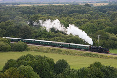 Swanage Railway. 30-7-2016