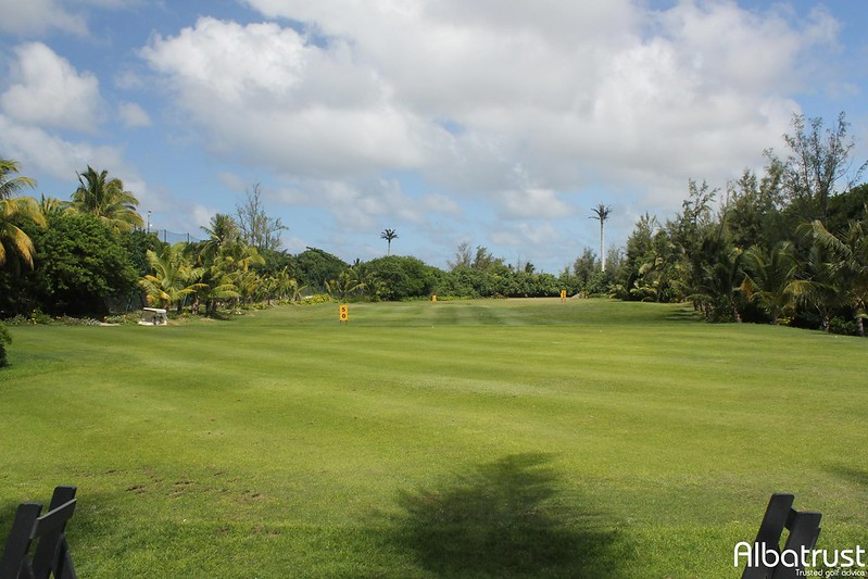 photo du golf The Anahita Golf Course - Practice - Putting green