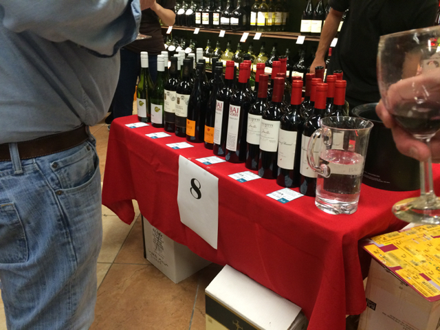 ABC Fine Wine and Spirits Tasting 3