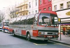 Marchant's Coaches, Cheltenham.
