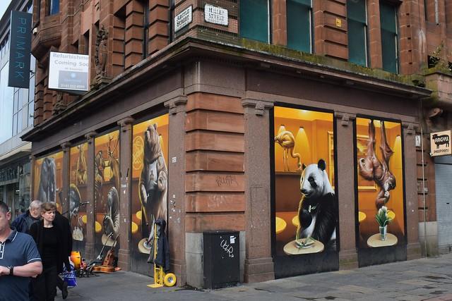 Argyle Street Cafe - Smug