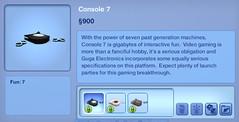 Console 7