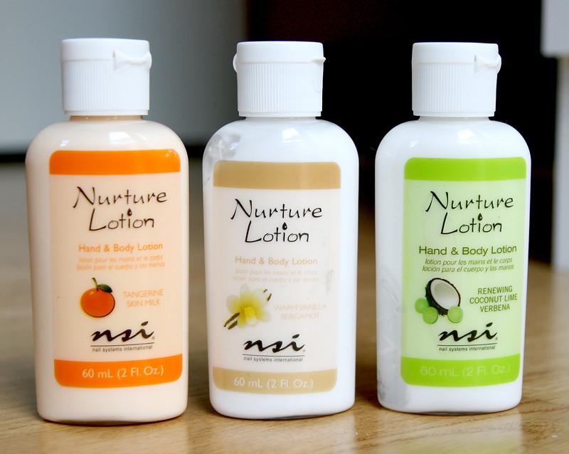 nurture lotion