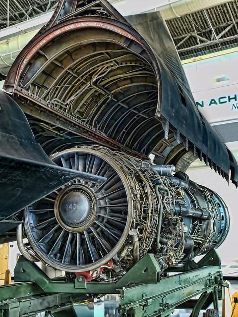 Engine Of An Sr