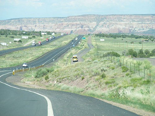 New Mexico Border