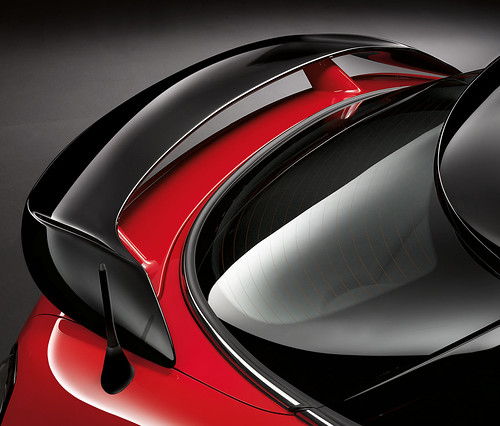 MINI John Cooper Works Coupé Spoiler