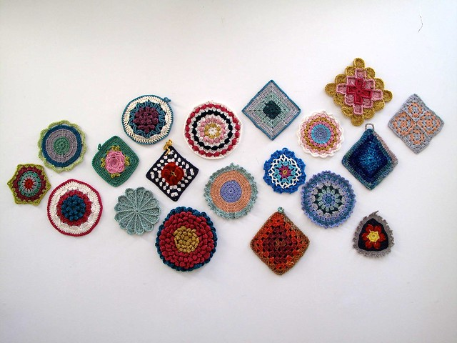 Potholder Installation