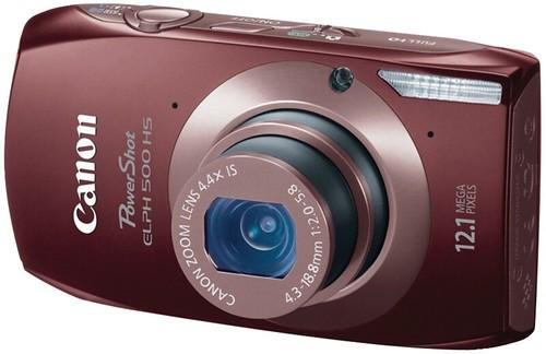 Canon PowerShot ELPH 500 HS / IXUS 310 HS