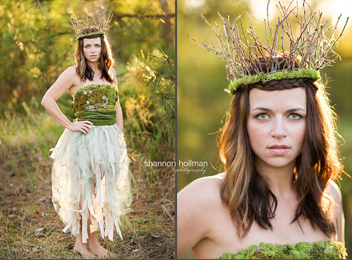 woodland princess