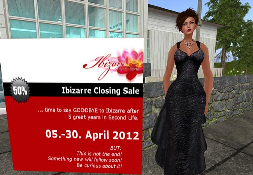 Ibizarre Closing Sale by Cherokeeh Asteria