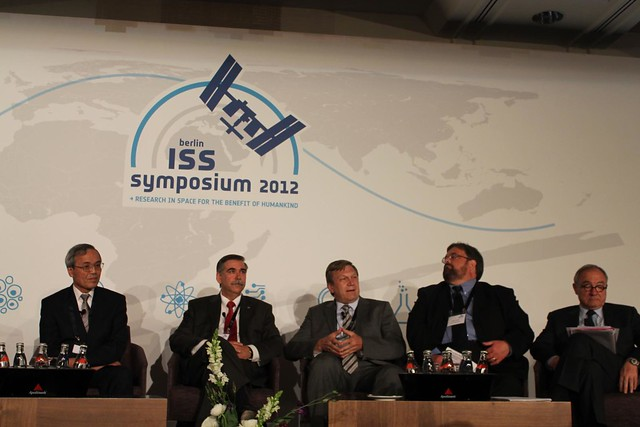ISS partner heads in roundtable