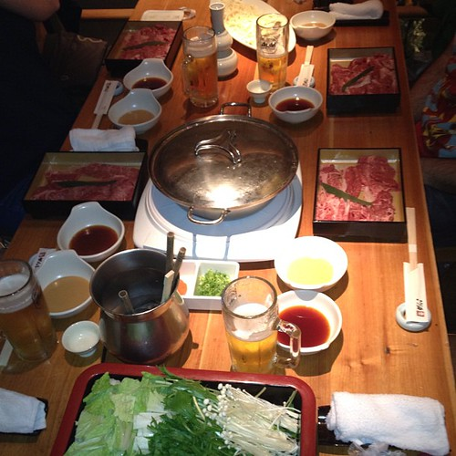 Shabu-shabu #kyoto #japon #japan