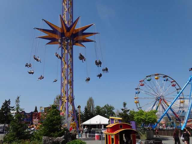 The Atmosfear Ride / Playland, Vancouver
