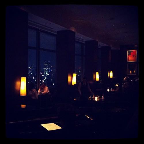 Una última copa para despedir Japón desde el bar en la planta 40 del Cerulean Tower de Shibuya con las maravillosas vistas de Tokyo de noche. Gracias!!