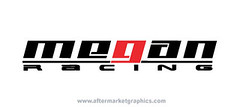 megan-racing logo