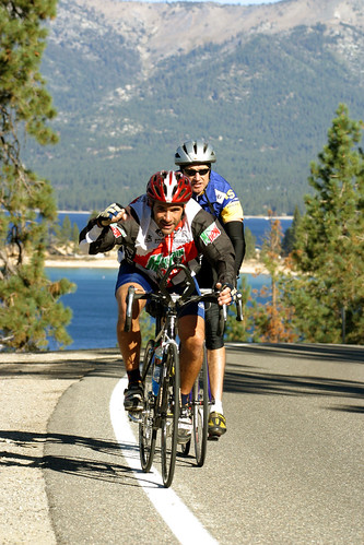 Lake Tahoe Biking
