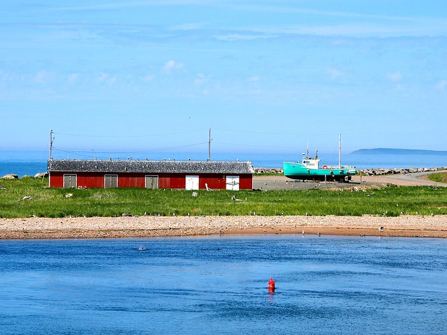 Margaree Harbour, Cape Breton Island, Nova Scotia, Canada