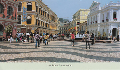 Historic Centre of Macao